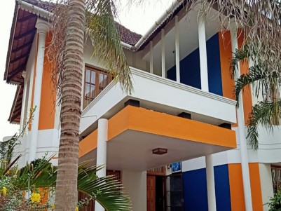 4 BHK, 2600 SqFt House in 7 Cents for sale at Kalathipady, Kottayam