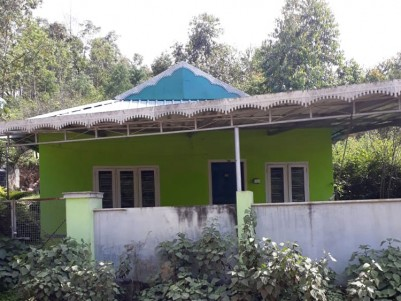 2 BHK House for sale at Kanthaloor, Munnar