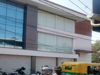 6000 SqFt Commercial building in 7.5 Cent for sale/Rent/Lease at Ernakulam