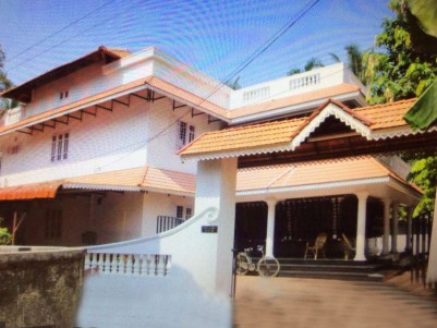 Luxury Villa for sale in the Heart of Tripunithura - Ernakulam