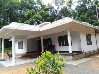 75 Cent Residential land with  New House for sale at Elanji, Ernakulam