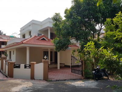 3 BHK,2750SqFt Luxury Villa in 8 Cent for Sale at Haritha Homes,Trissur