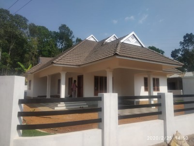 11.5 Cent with 1950 SqFt 3 BHK House for sale at Pravithanam - Pala
