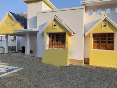 3 BHK, 1500 SqFt House in 7.6 Cents for sale at Thodupuzha road - Pala