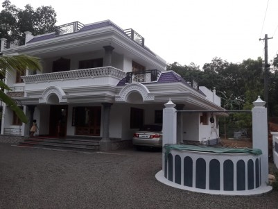 Fully furnished 4BHK,3400SqFt House in 30 Cent for sale at Muvattupuzha, Ernakulam