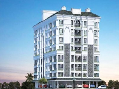 3 BHK, 1100 SqFt Flat for sale at Kadavanthra, Ernakulam