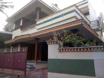 5BHK,2400SqFt Fully Furnished Villa in 5Cent for Sale at Thiruvanatahapuram