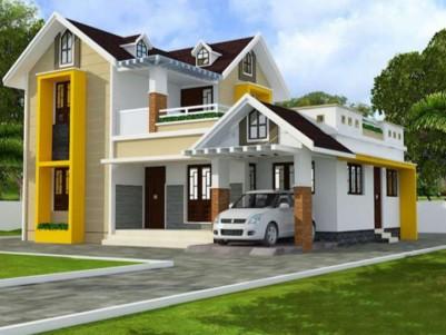Villas for sale near Infopark, Kakkanad, Ernakulam