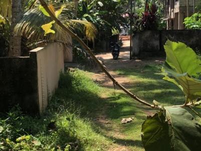 5 Cent Residential land for sale at Kulathoor, Kazhakuttam, Thiruvananthapuram
