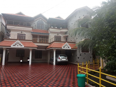 3300 SqFt Beautiful House in 12.60 Cents for sale at Marottichodu jn, Edapally, Ernakulam