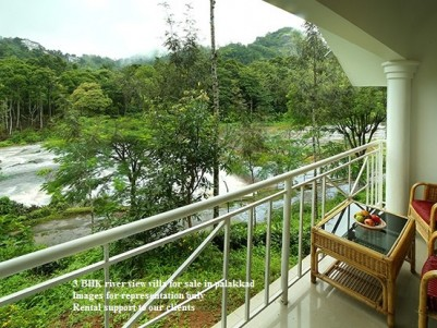 3 BHK RIVER VIEW LUXURIOUS VILLA FOR SALE IN PALLAKAD TOWN