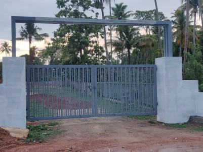 Fully Developed  Plots for Villa Project  in Perumpilly Nada- Amballoor Road,near Mulanthuruthy