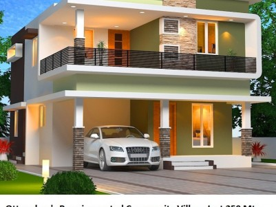 Luxury 4BHK villa in ottapalam Town
