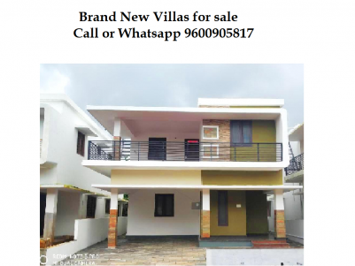 4 BHK duplex new House for sale in  Fully residential Area ,Ottapalam Town