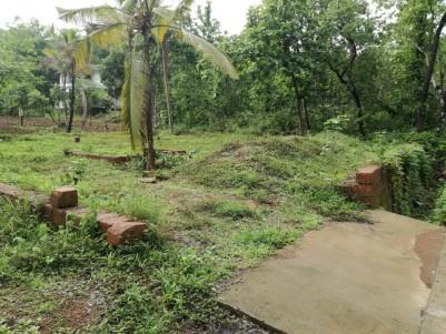 RESIDENTIAL PLOT FOR SALE  IN BAVUPARAMBA,KANNUR