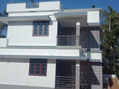 1450SqFt House For Sale near Mannuthy,Thrissur