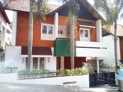 4BHK,2332SqFt Luxury villa in Gated community for sale at Devalokam,Kollad,Kottayam