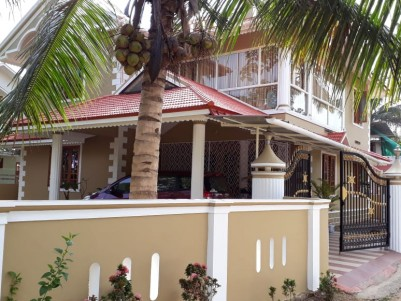 Fully Furnished 4BHK ,2400SqFt  House in 10 Cents for Sale in Pullad,Pathanamthitta