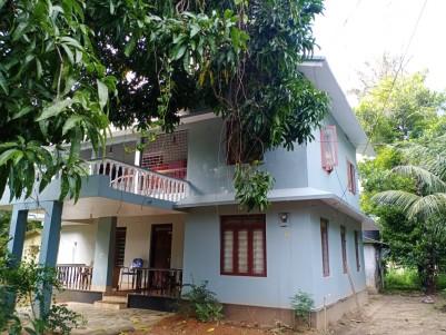 3BHK House in 55 Centsfor sale near Peringottukara,Thrissur