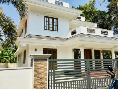 New 4BHK Villa in 8 Cents for sale near Cochin International Airport,Nedumbassery