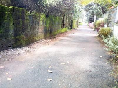 23 cent residential land for sale near Kumaranelloor Temple,Kottayam