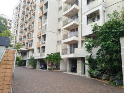 Semi Furnished 1BHK Flat for sale near Cochin International Airport,Ernakulam