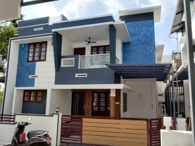 3BHK,1500SqFt House for sale in Thevakkal