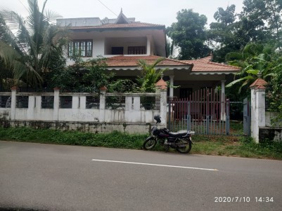 4BHK,2200SqFt House in 10 Cents for Sale near Meenadam,Pampady