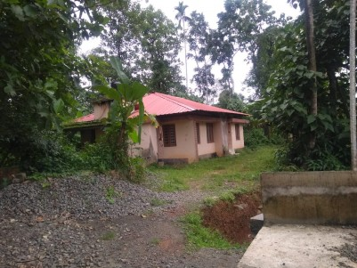 85 cents of Land with an Old House and 1.34 Acres of Paddy Field for Sale at Mulamthuruthy