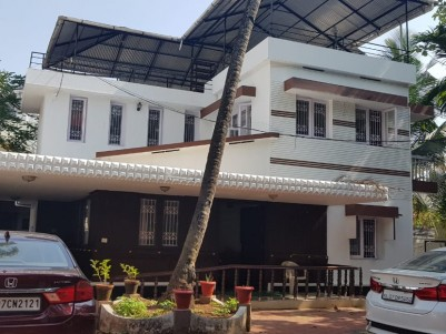 3300 SqFt House in 14 cent for sale in Kadavanthra,Ernakulam