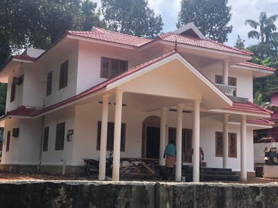 6BHK 4000SqFt  Villa for sale at Kottayam