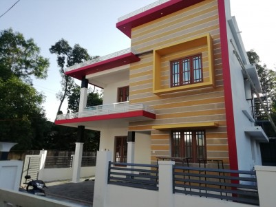 4BHK 1750SqFt House in 3.750 Cents at Thevakkal,Ernakulam