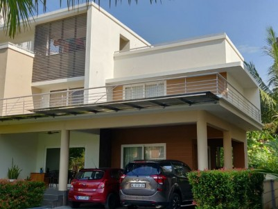 Posh Gated Villa for sale at Kangarapady,Ernakulam