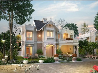 Luxury Villa for Sale at Kakkanad,Ernakulam