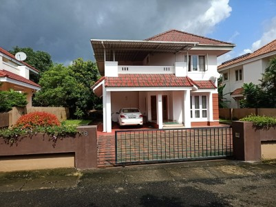 Fully Furnished Villa in 10 cents for sale at  Kolenchery, Ernakulam