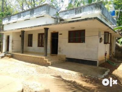 House in 12.8 Cents  for sale  at Inchavila,Kollam