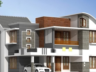 Premium Villas for sale near Sobha City,Thrissur