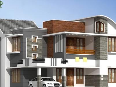Premium Villas for sale near Sobha City,Thrissur
