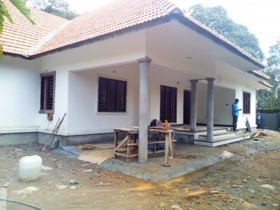 15 Cent with 2560 sqft 4 BHK House for sale near Highway Pala, Kottayam