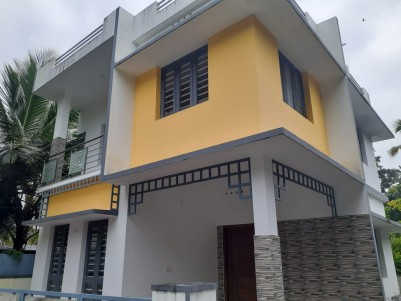 New 3 BHK 1300 SqFt House in 3 Cent for sale at Udayamperoor Ernakulam