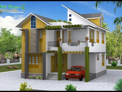 Premium Residential Villas for sale at Sulthan Bathery, Wayanad