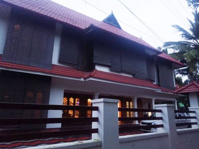 10 Cent with 3000 sqft 4 BHK (attached) House for sale Chingavanam, Kottayam