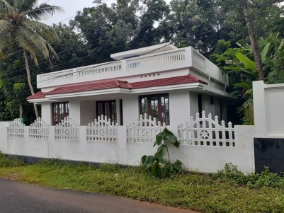 6 Cent with 950 sqft 2 BHK House for sale at Puthencruz Ernakulam
