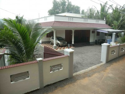 12 Cent with 2000 sqft  3 BHK House for sale at Kanjirappally Kottayam