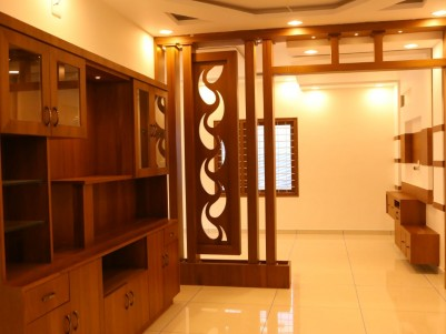 2700 Sqft 3 BHK + (Office room/Study room) House in 5 Cents for sale at Petta Ernakulam