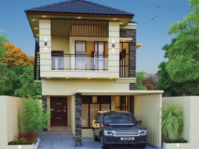 LUXURY KUBERA 3BHK VILLAS for sale in Chandranagar Palakkad