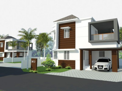 LUXURY 3BHK VILLAS FOR SALE, Opp. PK DAS MEDICAL COLLEGE, VANIYAMKULAM