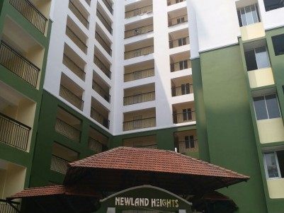 2BHK READY TO MOVE FLAT IN PALARIVATTOM-KALOOR,ERNAKULAM