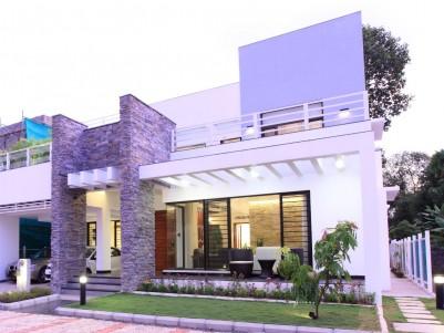 3 BHK Luxurious Gated Villa for sale at Padamughal, Ernakulam