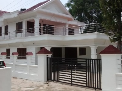 BRAND NEW 4BHK VILLA FOR SALE AT MUTHOOR, THIRUVALLA